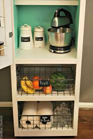 diy mobile pantry cabinet toolbox pantry and building