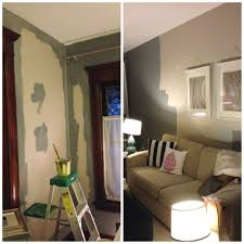 living room makeover in gotham gray paint decor adventures