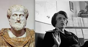 the verma post a comparison of objectivist and aristotelian ethics