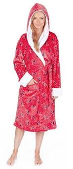 robe de chambre amazon femmes design noël toucher doux robe de chambre à capuche