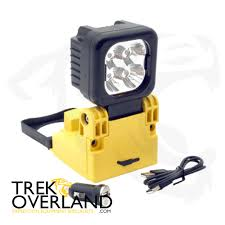rechargeable magnetic work light 12w led 1000 lumen rechargeable magnetic worklight terrafirma
