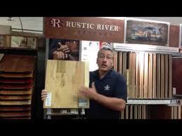 rustic river hardwood