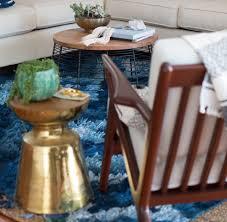 jamie chung u0027s living room makeover decorist