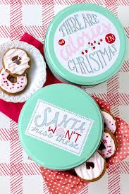 free printable cookie tin labels for christmas free studio and