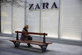 zara looks to online growth as it cuts store sales forecast