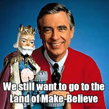 Mr Rogers Meme - it s all good in the hood almost an author