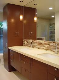 linen caesarstone bathroom modern with tile backsplash traditional