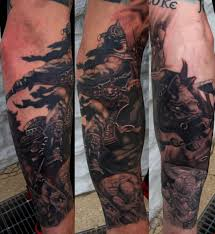 death dealer tattoo city skin art studio