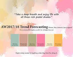 Pantone Canvas Gallery Aw2017 2018 Trend Forecasting On Pantone Canvas Gallery Colors