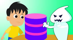 naughty ghost original kids songs halloween rhymes scary