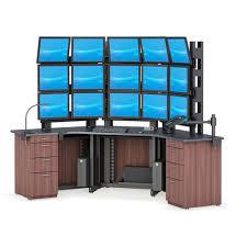 Control Room Desk Ergonomic Command Consoles Control Room Consoles Technical