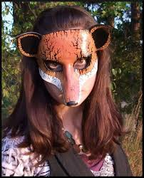 halloween fox halloween fox mask by jedi with wings on deviantart