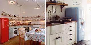 photo cuisine retro pour une déco style fifties choisissez un frigo au design retro