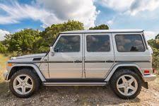 mercedes g wagon convertible for sale mercedes g class ebay