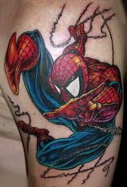 the best unique marvel comics tattoo ideas