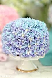 flower hydrangea hydrangea cakes sugarhero