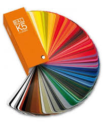 buy the latest ral k5 semi matte classic colour chart 213 shades