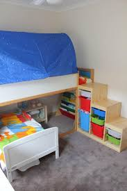 Ikea Loft Bed Ikea Loft Bed With Slide Cheerful Loft Bedroom Concept For Your