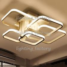 dimmable led ceiling lights dimmable led ceiling lights white acrylic indoor lighting for dining
