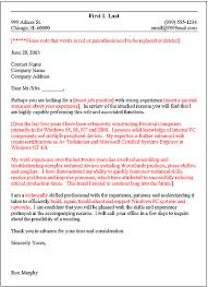 ideas of best opening sentences cover letter for your sample