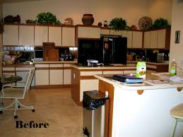 reface kitchen cabinets before and after refacing kitchen cabinet