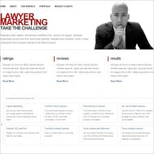 lawyer marketing template free website templates in css html js