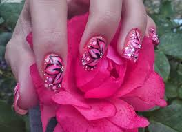 flower design nail images nail art designs