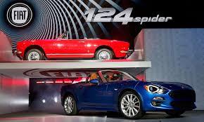 mazeda network fiat mazda clone a miata to bring the fiat 124 spider back to life