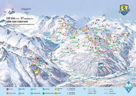 Map Austria Mayrhofen Austria Piste Map U2013 Free Downloadable Piste Maps