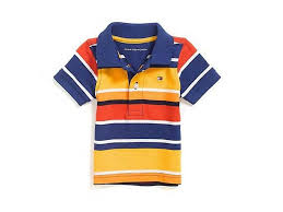 Tommy Hilfiger Wallpaper by Tommy Hilfiger Little Boy U0027s Gold Fusion Multi Stripe Polo