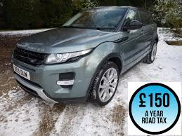 lamb land rover used land rover range rover evoque cars for sale in chesterfield