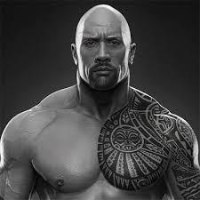 dwayne the rock johnson breast reduction