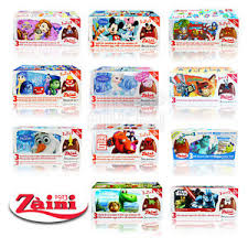 where to buy chocolate eggs with toys inside zaini disney milk chocolate eggs collectible toys inside 3 eggs