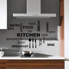 Wall Decals For Dining Room Dining Room Wall Stickers Ebay
