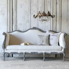 one of a kind vintage louis xv french style daybed sofa french