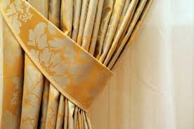 how to tie curtains curtain tieback design ideas for decorating windows
