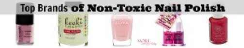 best brands of non toxic nail polish more with less today