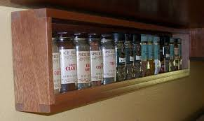 In Drawer Spice Racks Spice Racks Under Cabinet Spice Rack Rack Spice Cabinet