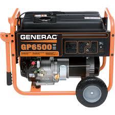 free shipping u2014 generac gp6500 portable generator u2014 8125 surge