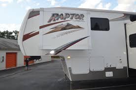 2008 raptor by keystone 3812ts 1 owner