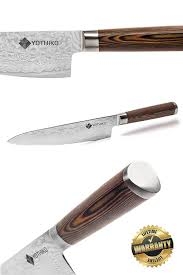 amazon com 8 inch chef knife with razor sharp vg 10 japanese