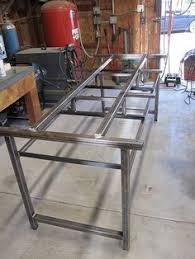 Welding Table Plans by I Kind Of Like The Fold Out Bench Top Idea Maybe I U0027ll Implement