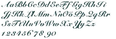 cursive elegant font download free truetype
