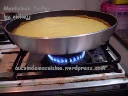membuat martabak dengan teflon martabak teflon au coin de ma cuisine