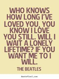 picture quotes from the beatles quotepixel