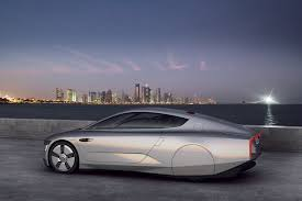 volkswagen xl1 volkswagen xl1 concept side view in qatar eurocar news