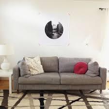 ikea karlstad sofa ikea karlstad sofa and instagram artwork my home