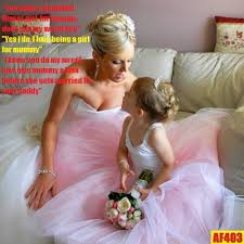 wedding dress captions captions page 2 314 fantasies