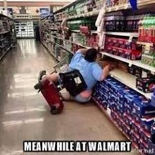 Wal Mart Meme - woman mocked for falling out of cart at walmart speaks out about