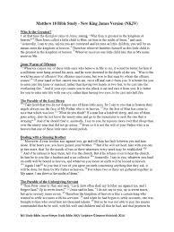 matthew 18 bible study forgiveness sin
